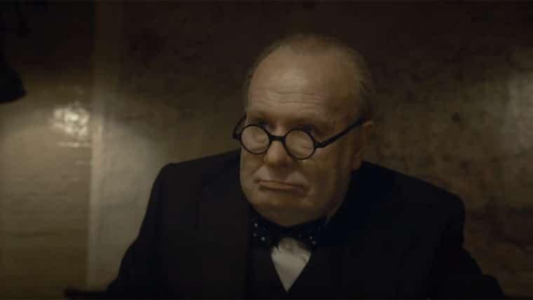 O Destino de Uma Nação | Gary Oldman é Winston Churchill no primeiro trailer do longa