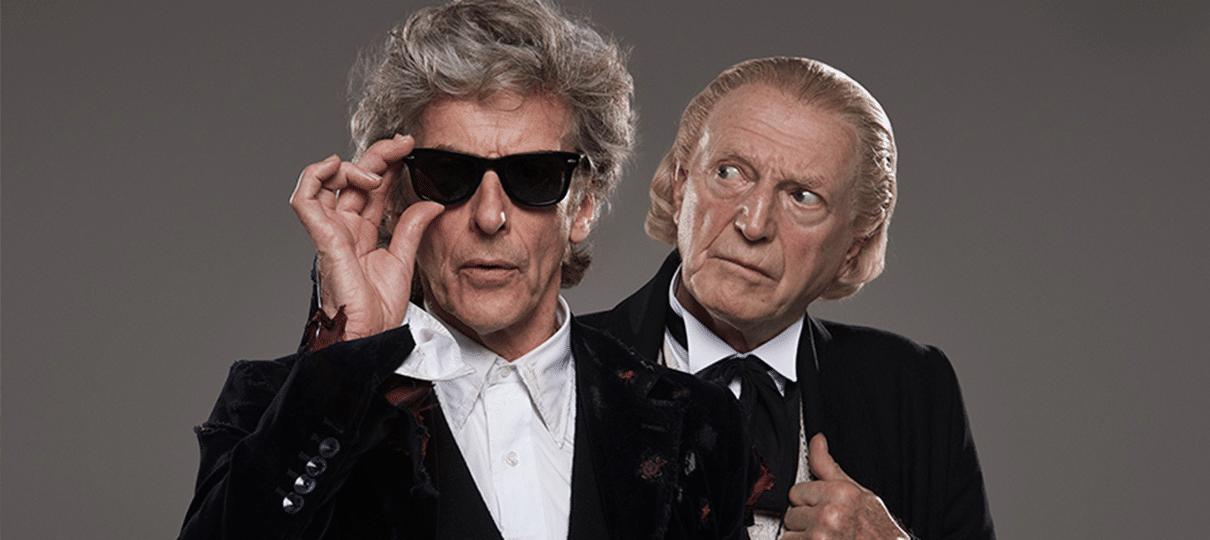 Doctor Who | Especial de Natal vai trazer primeiro Doutor e Clara Oswald de volta