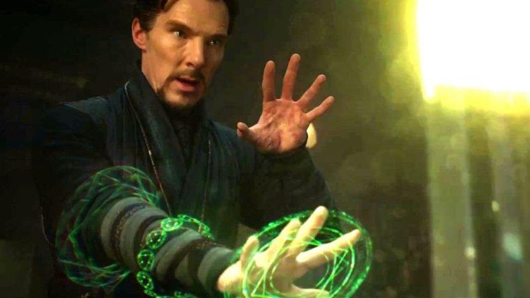 Vingadores: Guerra Infinita   Doutor Estranho mostra habilidades em vídeo dos bastidores