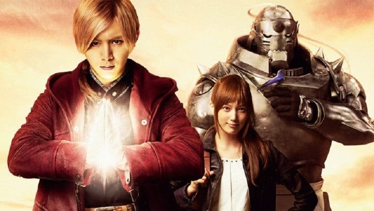 Fullmetal Alchemist   Filme ganha novos cartazes com personagens