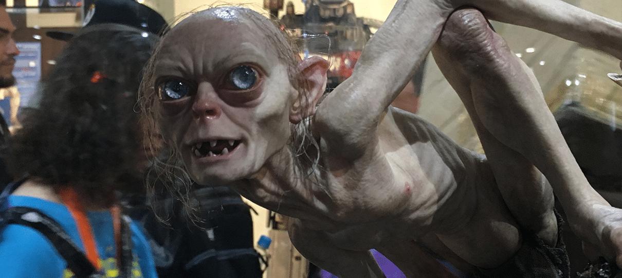 SDCC 2017 | WETA anuncia nova estátua do Gollum, de O Hobbit; veja as fotos