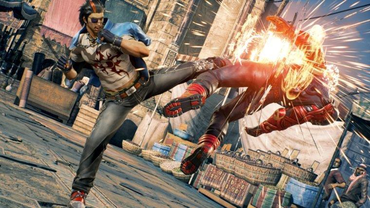 Tekken 7 foi o jogo mais vendido em junho