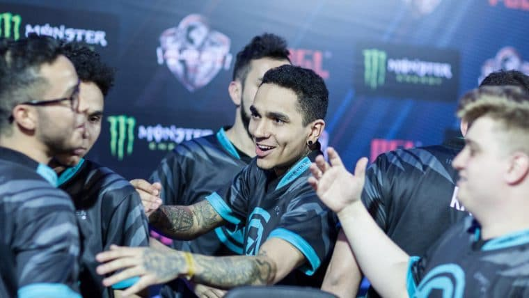 CS:GO | Immortals está classificada para quartas do PGL Major 2017