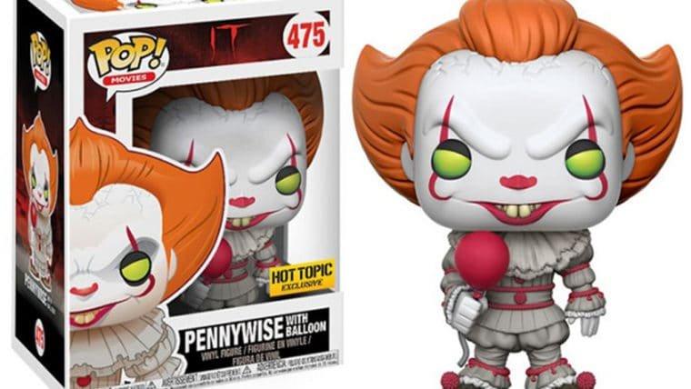 It: A Coisa | Pennywise da Funko chega em quatro versões cabeçudas para te assustar