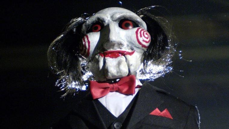 Jigsaw | Confira o pôster do novo filme da franquia Jogos Mortais