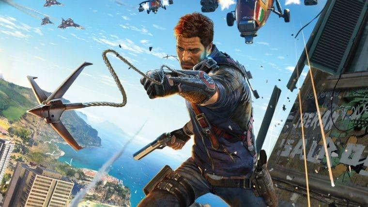 PlayStation Plus gringa tem Just Cause 3, mas a brasileira ficou com Strike Vector EX no lugar