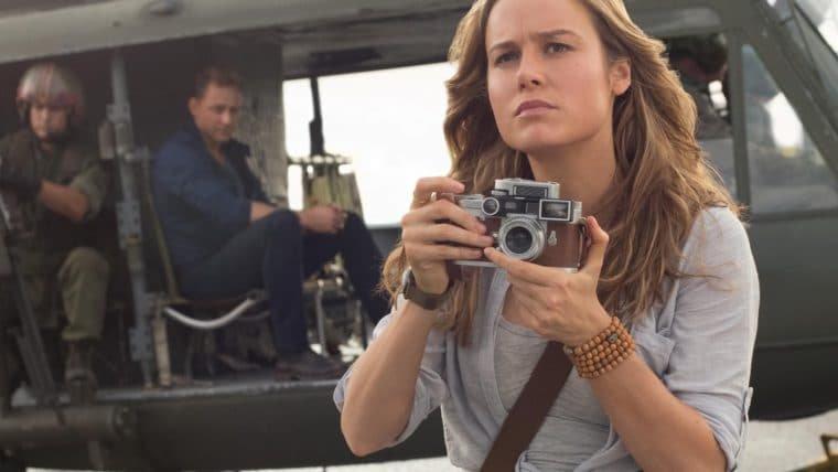 Kong: A Ilha da Caveira | Brie Larson fala sobre suas inspirações [EXCLUSIVO]
