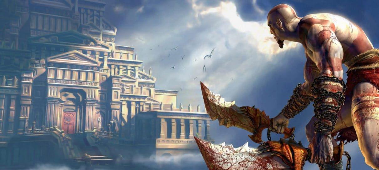 Como a música tema de God of War foi feita a partir de duas palavras gregas