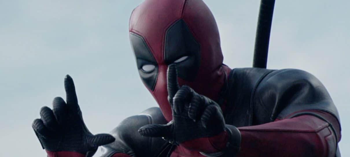 Deadpool 2   Ryan Reynolds aparece uniformizado nas novas fotos do set
