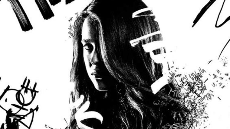 Exclusivo: Mia está com seu Death Note em cartaz inédito do filme