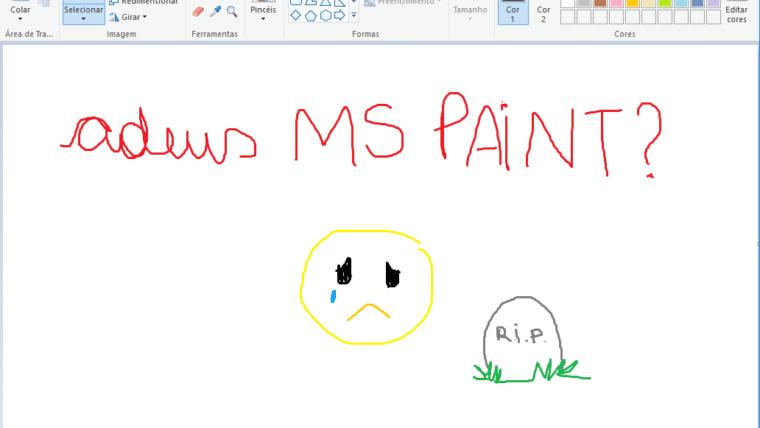 MS Paint pode não estar presente nas próximas versões do Windows