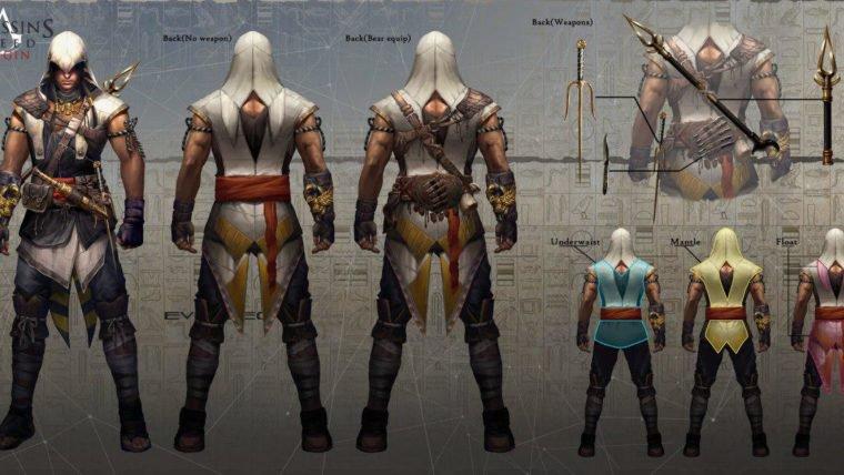 Concursos de vídeo, artes e cosplay da Ubisoft dará Assassin's Creed Origins e Xbox One X