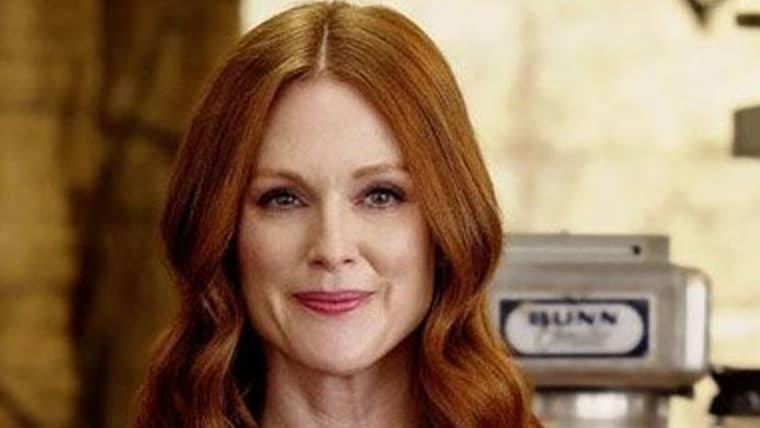 Kingsman: O Círculo Dourado   Juliane Moore aparece em nova foto do filme