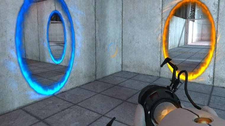 Jogador zera Portal em 48 minutos sem usar nenhum portal