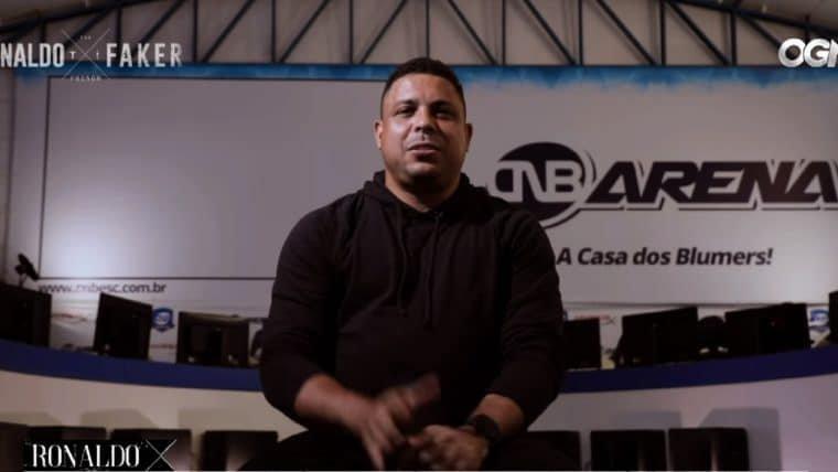 The Phenom: primeira parte do documentário de Ronaldo e Faker está disponível