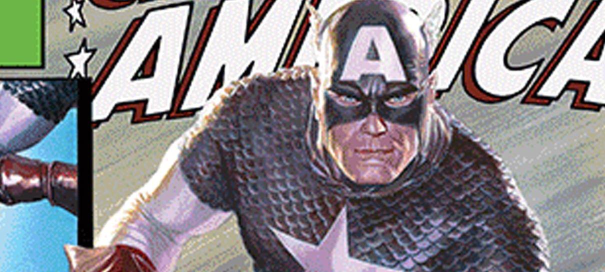 Capitão América | Capa de Alex Ross homenageia John Romita