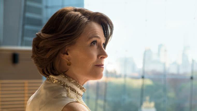 Os Defensores   Sigourney Weaver não vê sua personagem como vilã