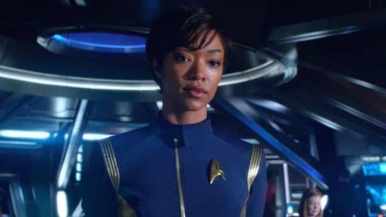 SDCC 2017 | Star Trek: Discovery ganha novo pôster com a Primeira Oficial