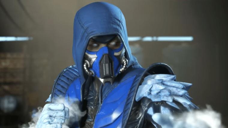 Sub-Zero chega a Injustice 2; veja o vídeo de apresentação do lutador