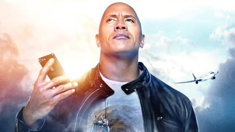 The Rock x Siri | Dwayne Johnson vai protagonizar filme ao lado da assistente virtual