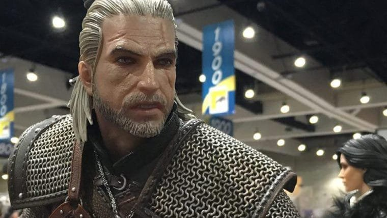 SDCC 2017 | The Witcher 3: e esse Geraldão que custa mais de R$ 2 mil?