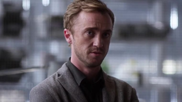 The Flash | Tom Felton vai sair da série