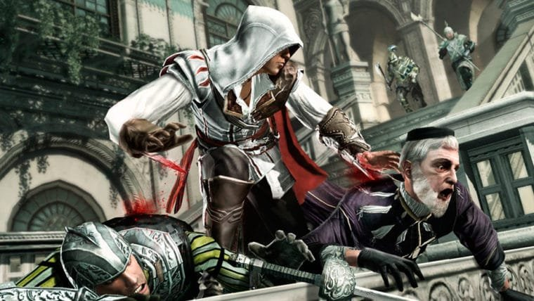 Animação de Assassin's Creed na Netflix deve ter mesmo tom de Castlevania, diz produtor