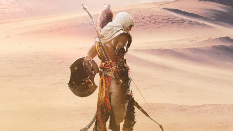 Assassin's Creed Origins | Veja 20 minutos do jogo rodando no Xbox One X em 4K