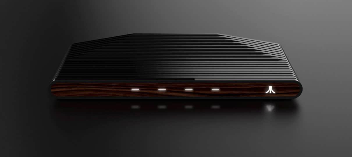 Ataribox | Confira fotos e detalhes do novo console da Atari!