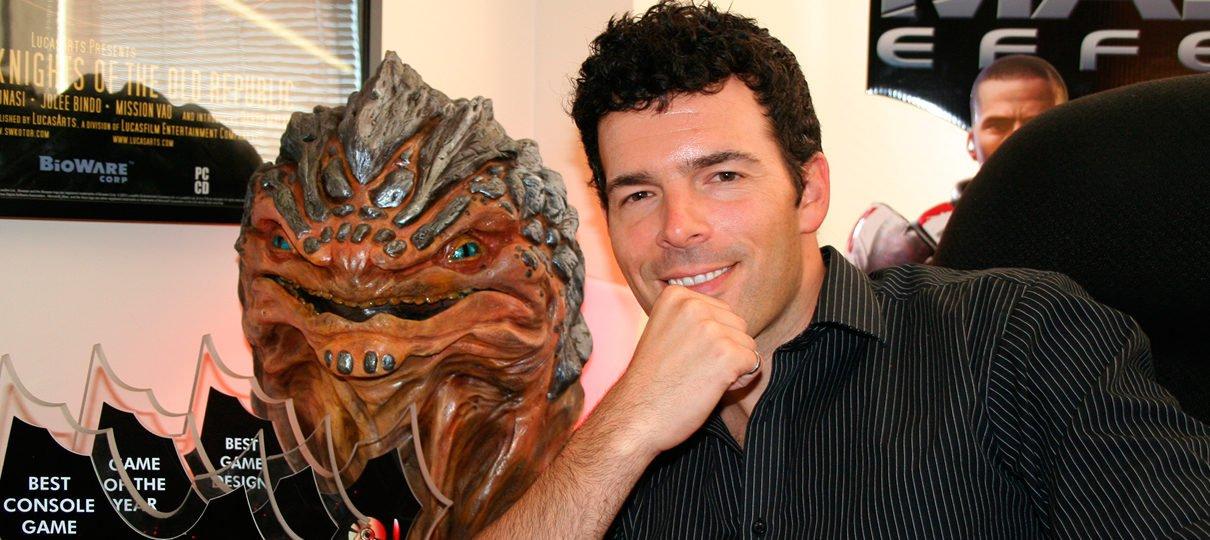 Casey Hudson, diretor da trilogia original de Mass Effect, retorna para a BioWare