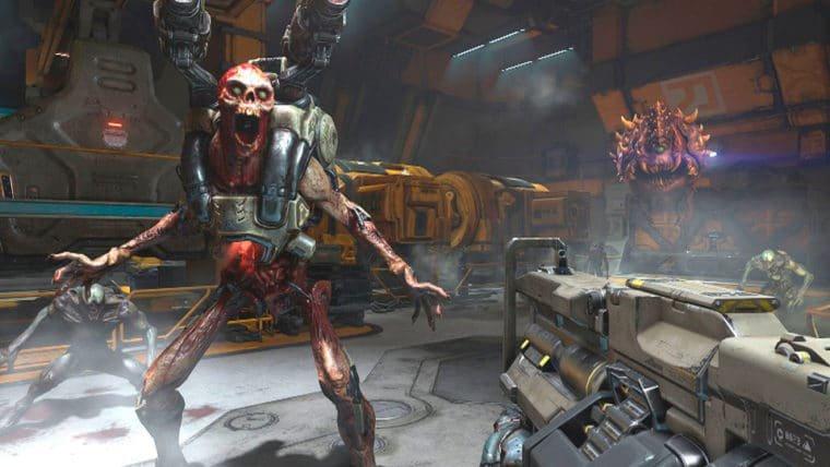 Doom | Atualização 6.66 deixa todos os DLCs gratuitos e outras novidades