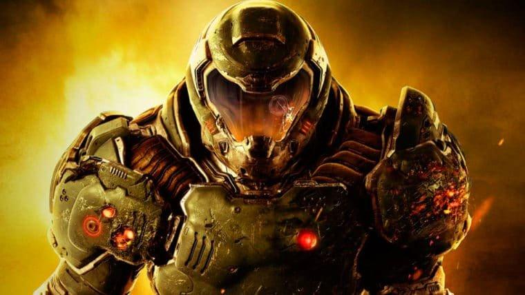 Bethesda anuncia Doom e Wolfenstein II para Nintendo Switch