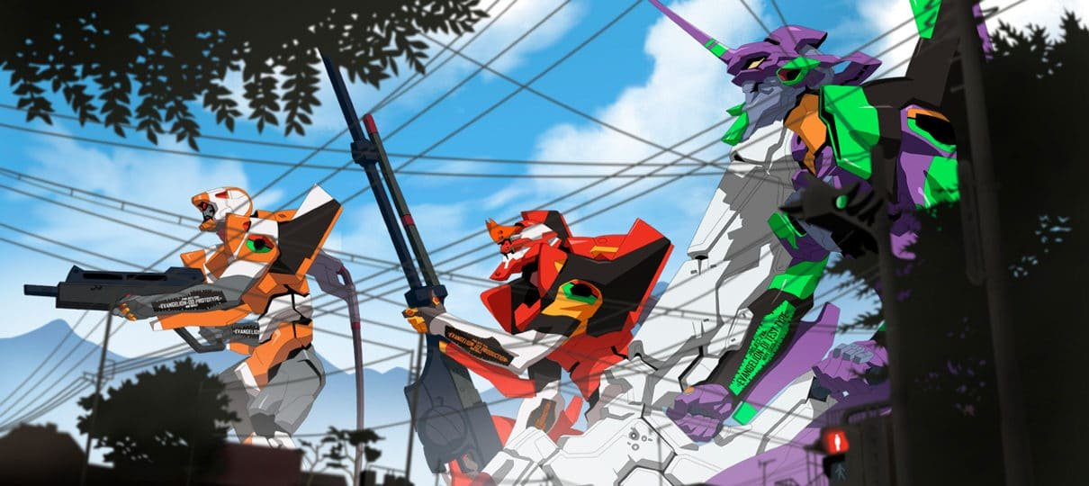 Cartaz indica que o quarto filme de Rebuild of Evangelion está finalmente chegando