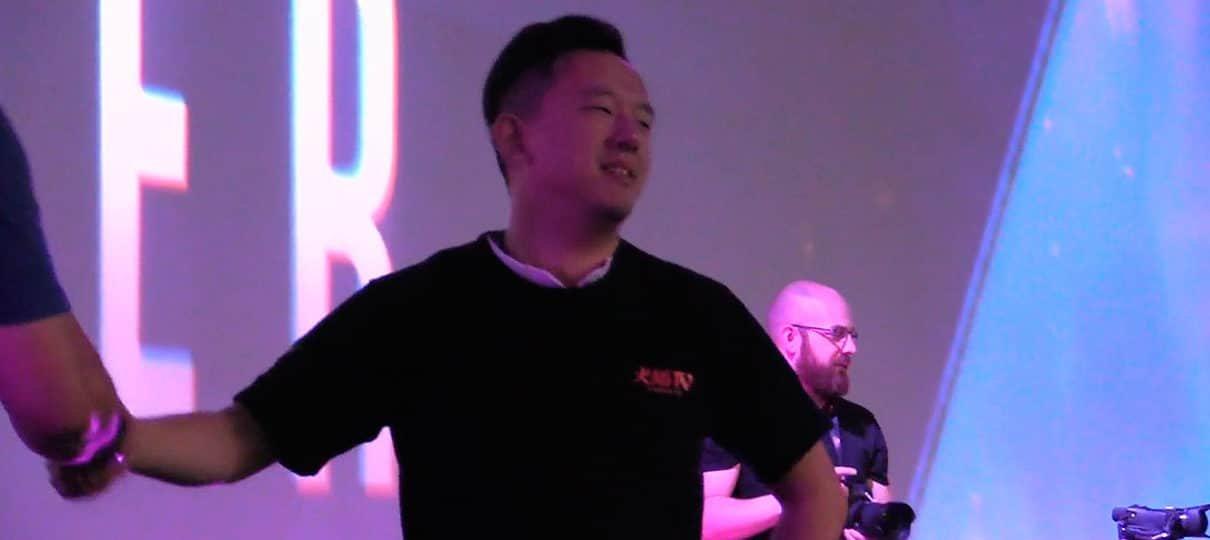 EVO 2017 | O taiwanês E.T. é o campeão do torneio de The King of Fighters XIV