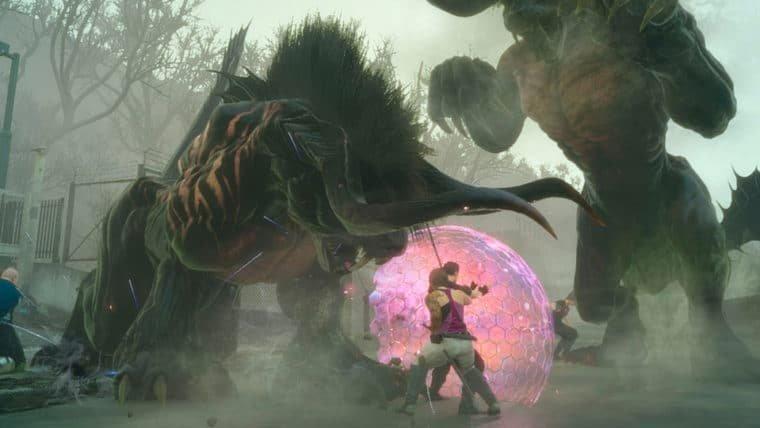 Final Fantasy XV   Expansão multiplayer Comrades terá beta em agosto; veja imagens