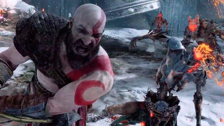 God of War | Kratos e Atreus terão interações dinâmicas durante o combate