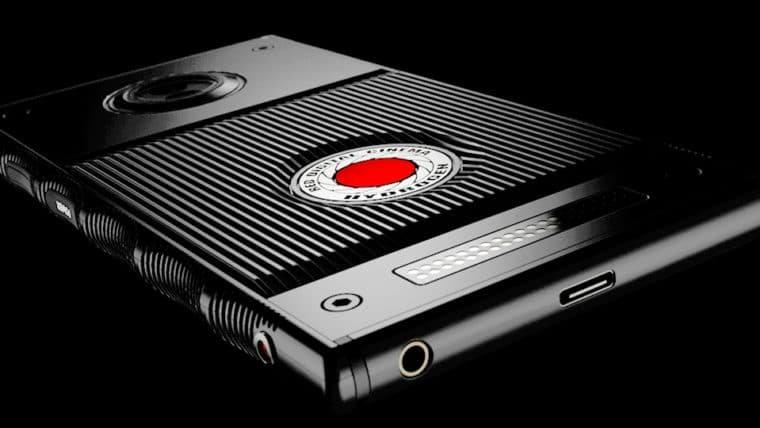 RED anuncia o Hydrogen One, o primeiro celular holografico