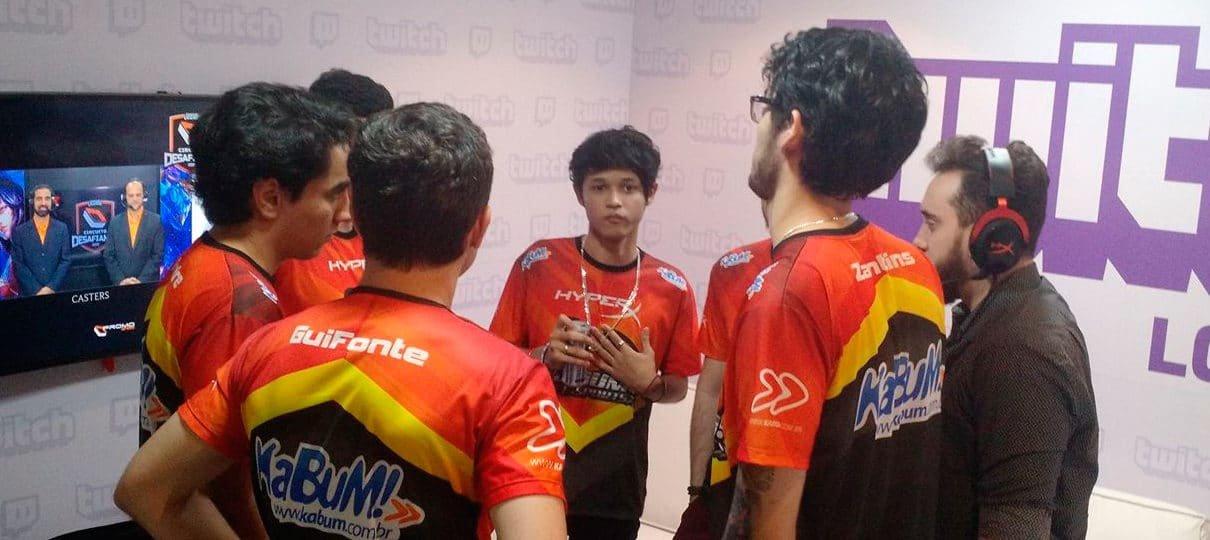 League of Legends | Kabum é campeã do Circuito Desafiante e sobe para o CBLoL