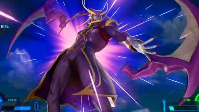EVO 2017   Jedah, de Darkstalkers, é revelado para Marvel vs. Capcom: Infinite