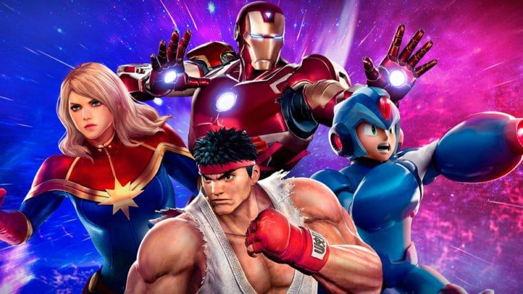 SDCC 2017   Marvel vs. Capcom: Infinite terá anúncio durante evento