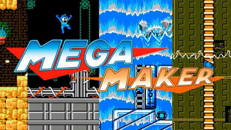 Jogo de fã permite que você crie suas próprias fases de Mega Man!