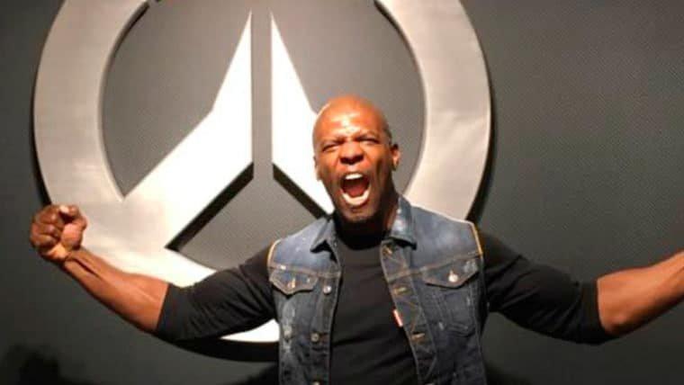 Overwatch | Terry Crews diz que não ficou chateado por não ser o Doomfist
