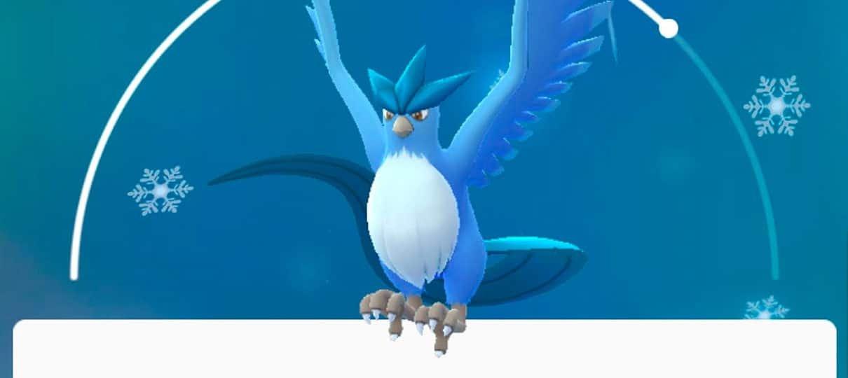 Pokémon GO | Os lendários chegaram, mas as pessoas não estão conseguindo capturá-los