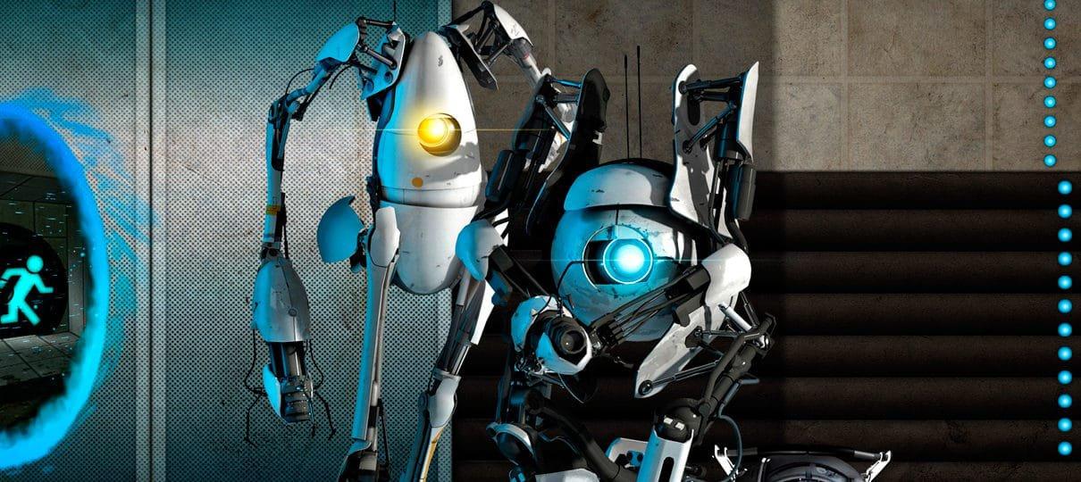 Portal | Atlas e P-body ficam ainda mais legais em versões Nendoroid