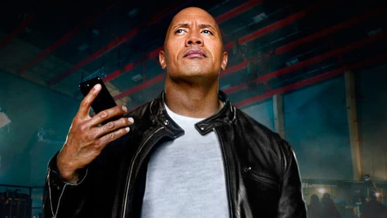 "Assista ao hilário ""filme"" que mostra The Rock e Siri (a da Apple) dominando o dia"