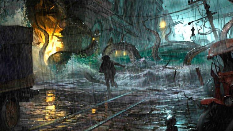 The Sinking City | Jogo de mundo aberto baseado em H.P. Lovecraft ganha primeiro gameplay