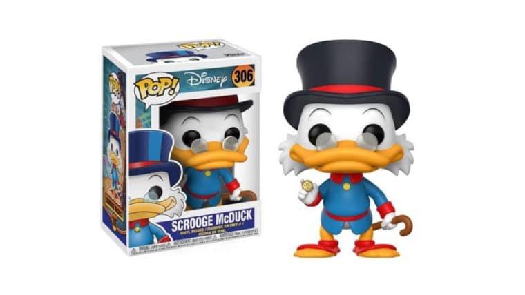 Cace aventuras com os Funkos de Ducktales!