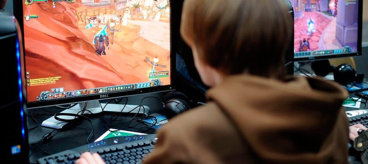 OMS quer classificar vício em jogos eletrônicos como transtorno psiquiátrico