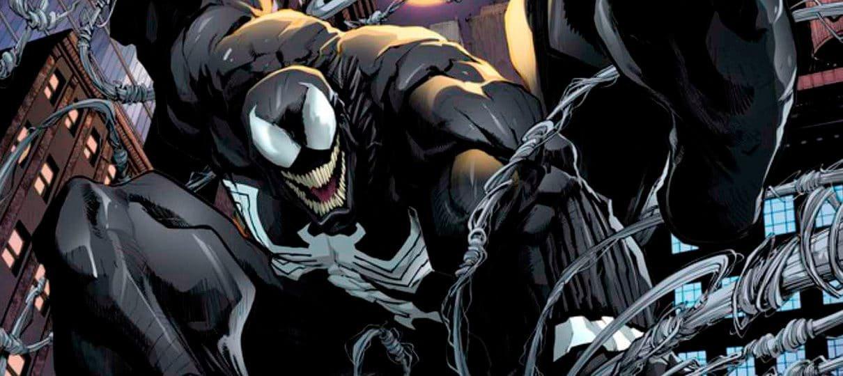 Filme do Venom será horror inspirado em John Carpenter e mostrará a origem do personagem