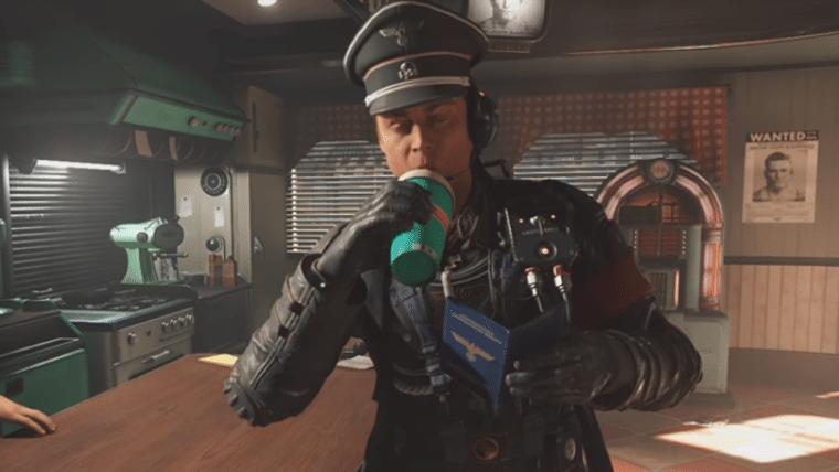 Wolfenstein 2: The New Colossus | Tome um milkshake de morango com Nazistas no novo vídeo